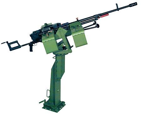 12,7 мм пулемет «КОРД» 6П59 на